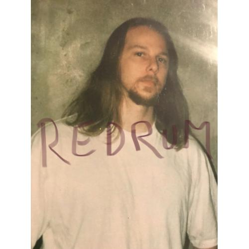 Sean Sellers 4 x 6 prison photograph 1990's