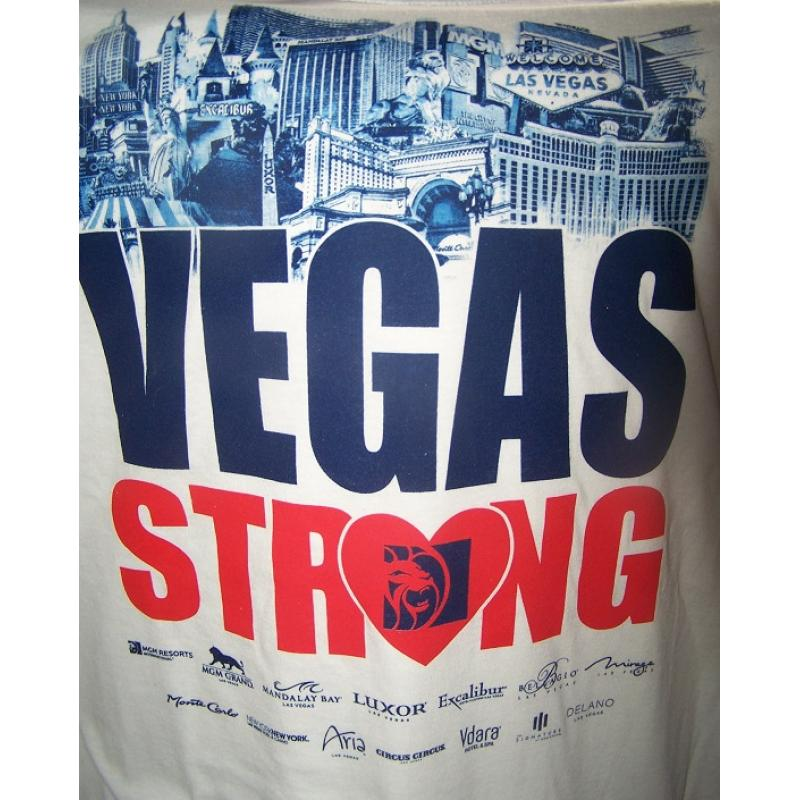 Route 91 Festival Shooting Las Vegas Strong memorablia