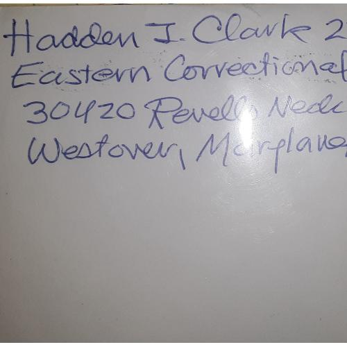 X2 Cannibal Hadden Clark Letters and Envelopes set