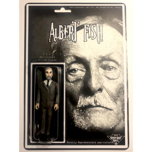 Albert Fish , Serial Killer Cannibal Action Figure