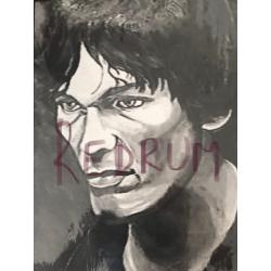 Richard Ramirez 5 item collection including a handwritten letter and envelope from 2007