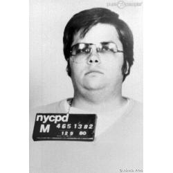 Mark David Chapman great letter with a personnal stationary A Letter From A Prisoner...from 1994