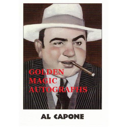 AL CAPONE TRUE CRIME CARD