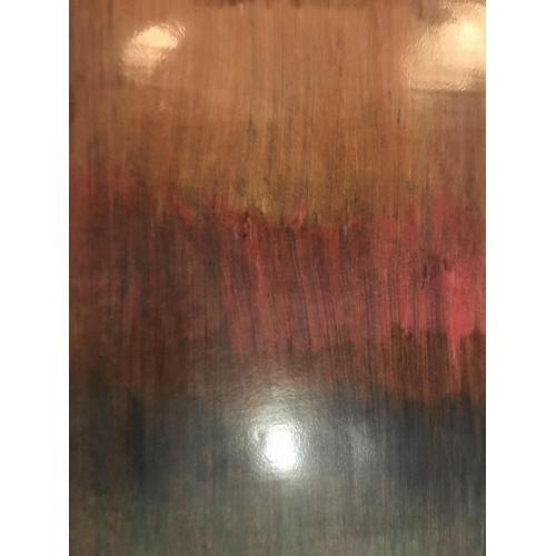 Deceased - Roch Thériault handmade abstract artwork in pastel from October  2007