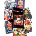 "John Wayne Gacy ""Oops!!! All Gacy!"" Sealed Packs Of 7 Cards +PDM Contractors Business Card In Every Pack!!!!"