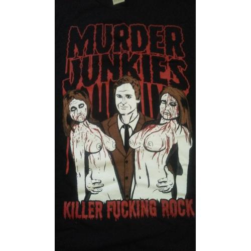 MURDER JUNKIES TED BUNDY TSHIRT
