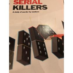 Serial killers a study of murder by numbers 8 pages article from 1970's