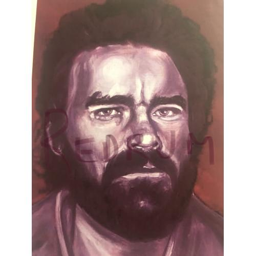 Tommy Lynn Sells 8.5 x 11 portrait print on paper from 2000