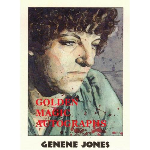 GENENE JONES - TRUE CRIME CARD