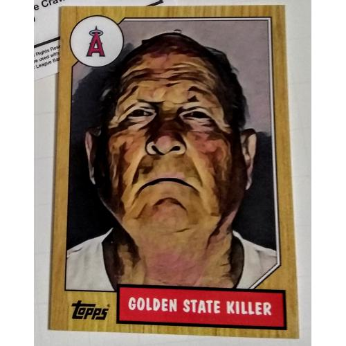 Joseph DeAngelo The Golden State Killer