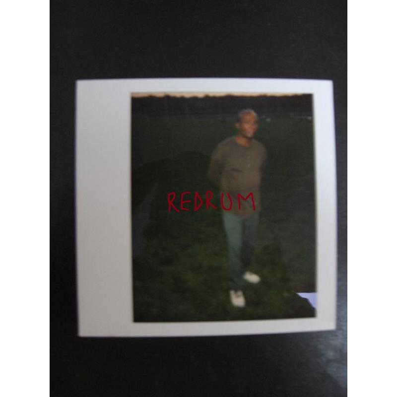 Waldo Grant from New York prison yard polaroid from 2002