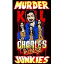 MURDER JUNKIES CHARLES IN CHARGE POSTER