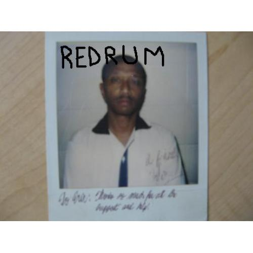 Wayne Williams original prison polaroid with short note signed: A friend Wayne