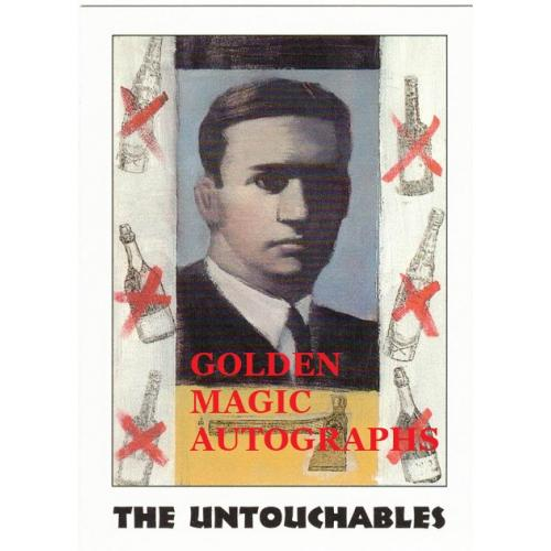 THE UNTOUCHABLES TRUE CRIME CARD