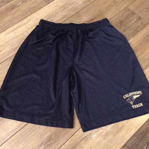 Authentic Columbine High School Athletic Shorts