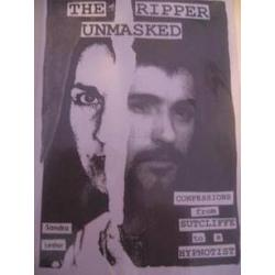 Peter Sutcliffe very early poem and artwork Time is from 1981