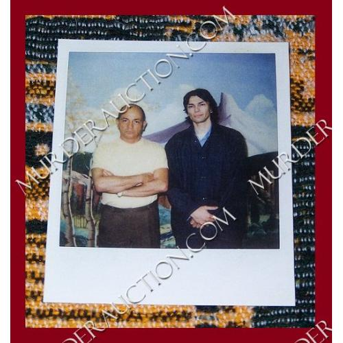 Richard Ramirez photograph DECEASED