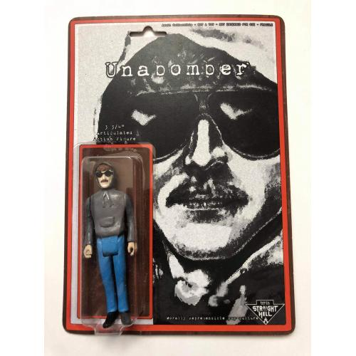 Unabomber Action Figure