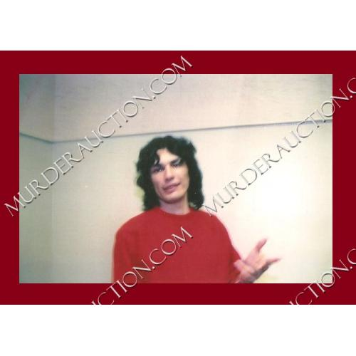 Richard Ramirez 4×6 photograph DECEASED